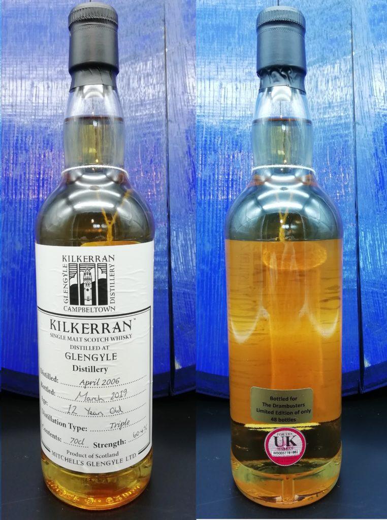 Kilkerran Triple Distilled 04.2006 - 03.2019 60,4% Drambusters