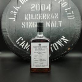 Kilkerran 13 Jahre Cadenhead Warehouse Tasting 2004 54,0%