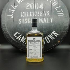 Kilkerran 2006 11 Jahre Cadenhead Warehouse Tasting 57,7% Rum Barrel