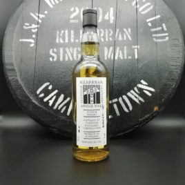 Kilkerran Open Day 2009 Bourbon Cask 48,5%