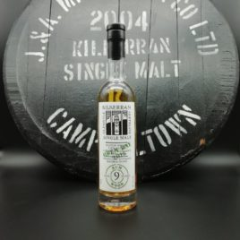 Kilkerran Open Day 2009 5 Years Bourbon Cask 48,5%