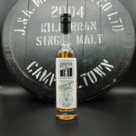 Kilkerran Open Day 2009 5 Years Bourbon Cask 48,5%