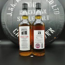 Kilkerran Limited Release 2006 UK Market 9 Jahre Calvados 57,3%