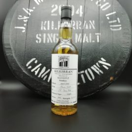 Kilkerran 12 Jahre Triple Distilled for Drambusters Dumfries 60,4%