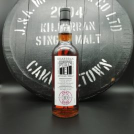 Kilkerran First 6 Casks 2004 10 year old - #5 Port Cask