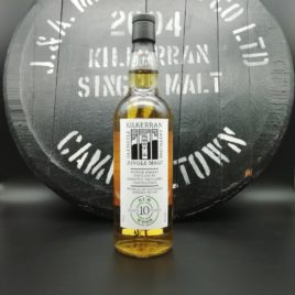 Kilkerran First 6 Casks 2004 10 year old - #6 Rum Cask