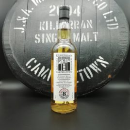 Kilkerran 8 Jahre Cask Strength 56,2% First Release