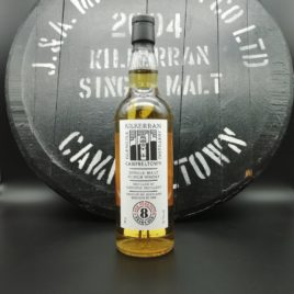 Kilkerran 8 Jahre Cask Strength 55,7% Second Release