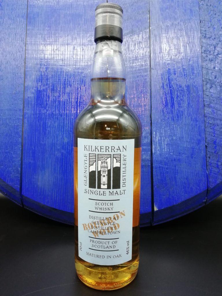 Kilkerran Work in Progress WIP 5 Bourbon