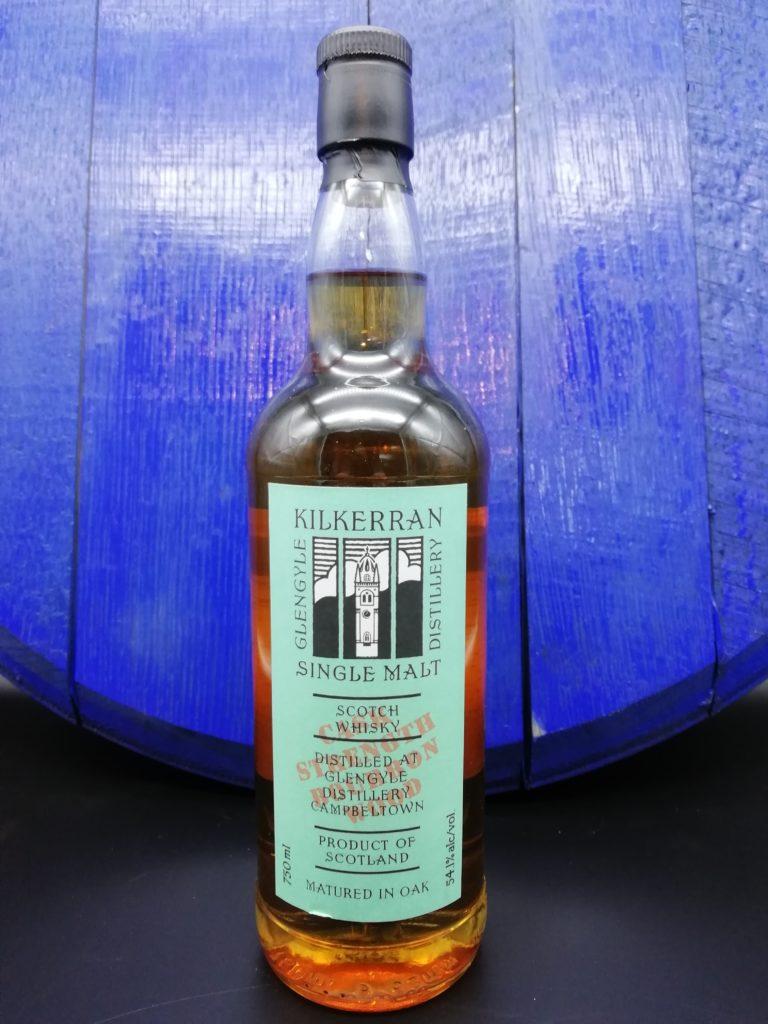 Kilkerran Work in Progress WIP 7 Bourbon US 750ml