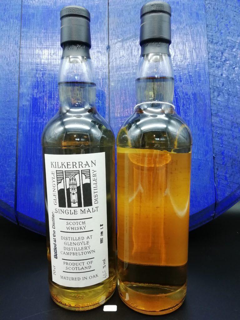 Kilkerran Open Day 2009 Bourbon Cask 48,5%