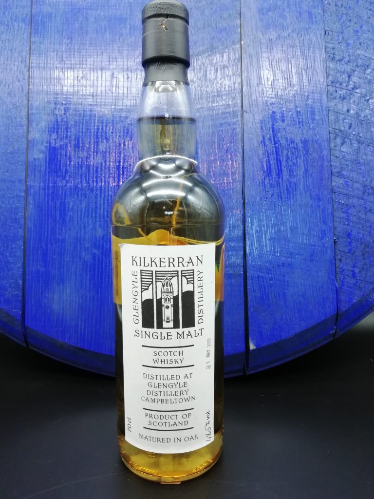 Kilkerran Open Day 2009 Bourbon Cask 48,5% no stamp