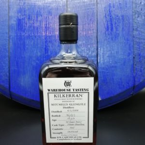 Kilkerran 2006 Warehouse Tasting 13 Jahre Port + Bourbon Cask 54,0%