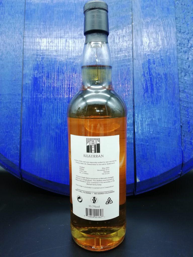 Kilkerran Limited Release Hofer