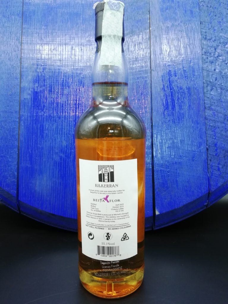 Kilkerran Limited Release Beija