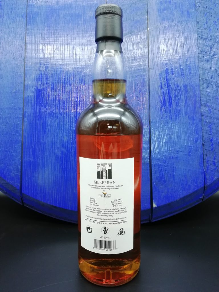 Kilkerran Limited Release Nectar
