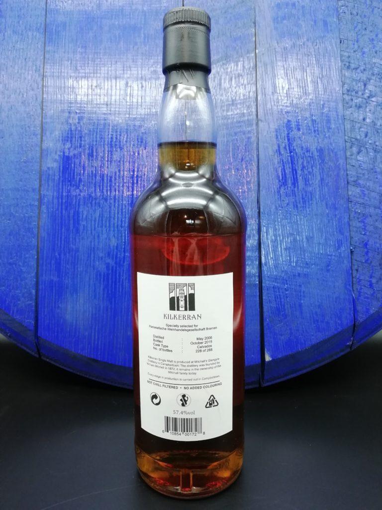 Kilkerran Limited Release Hanseatische