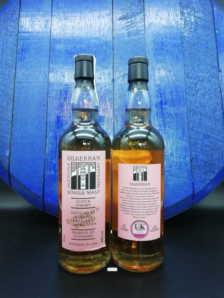 Kilkerran Work in Progress WIP 6 Bourbon UK