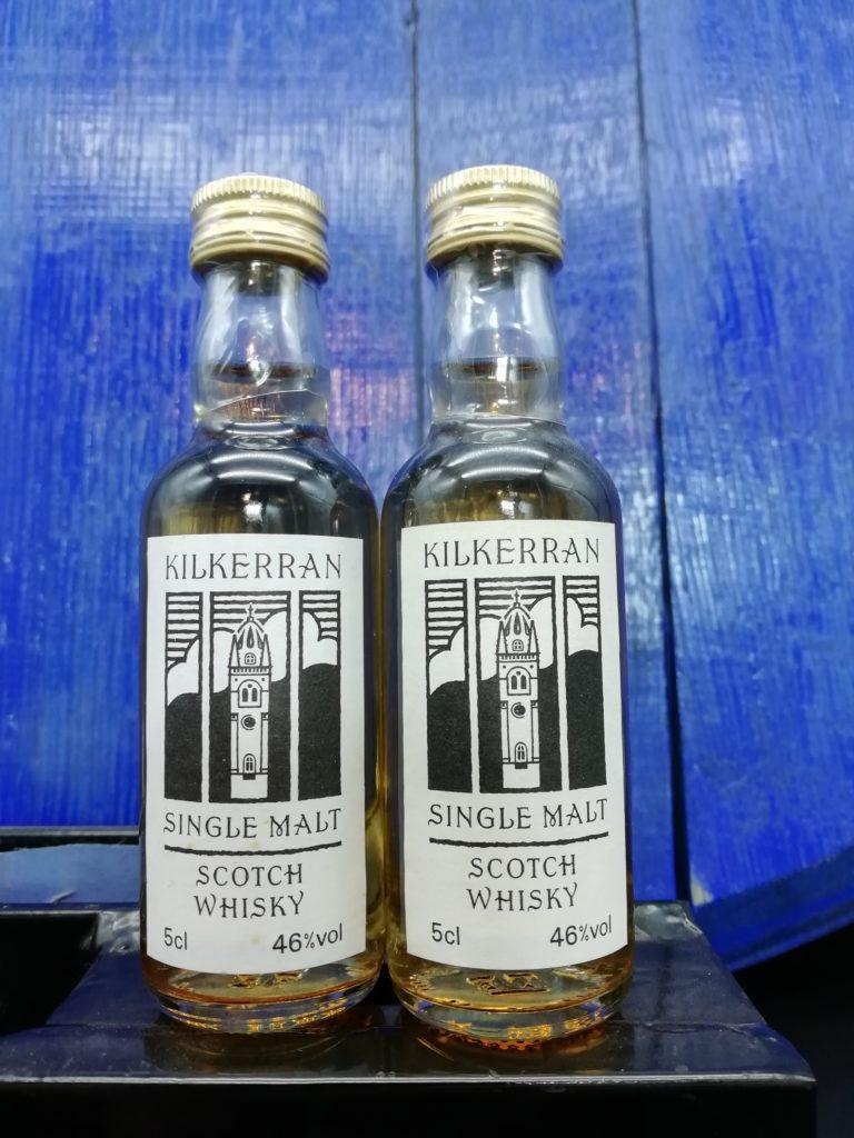 Kilkerran First ever Whisky 3yo