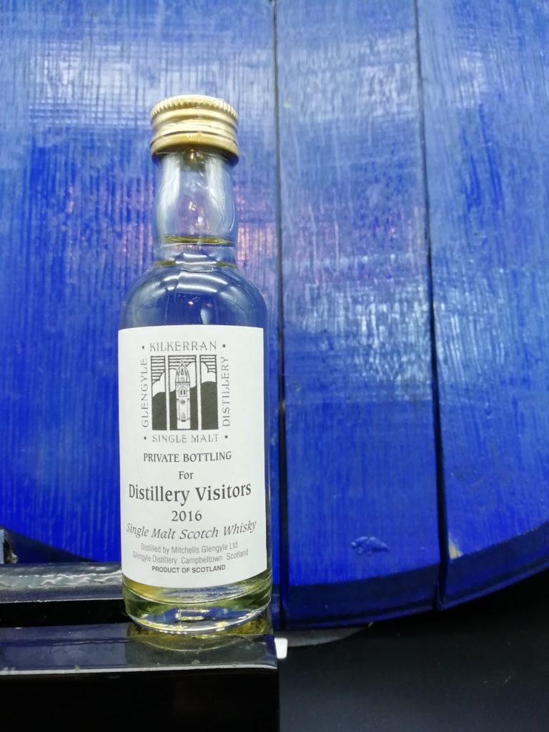 Kilkerran Mini Distillery Visitors 2016