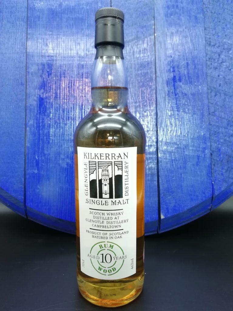 Kilkerran First 6 Casks #6 Rum