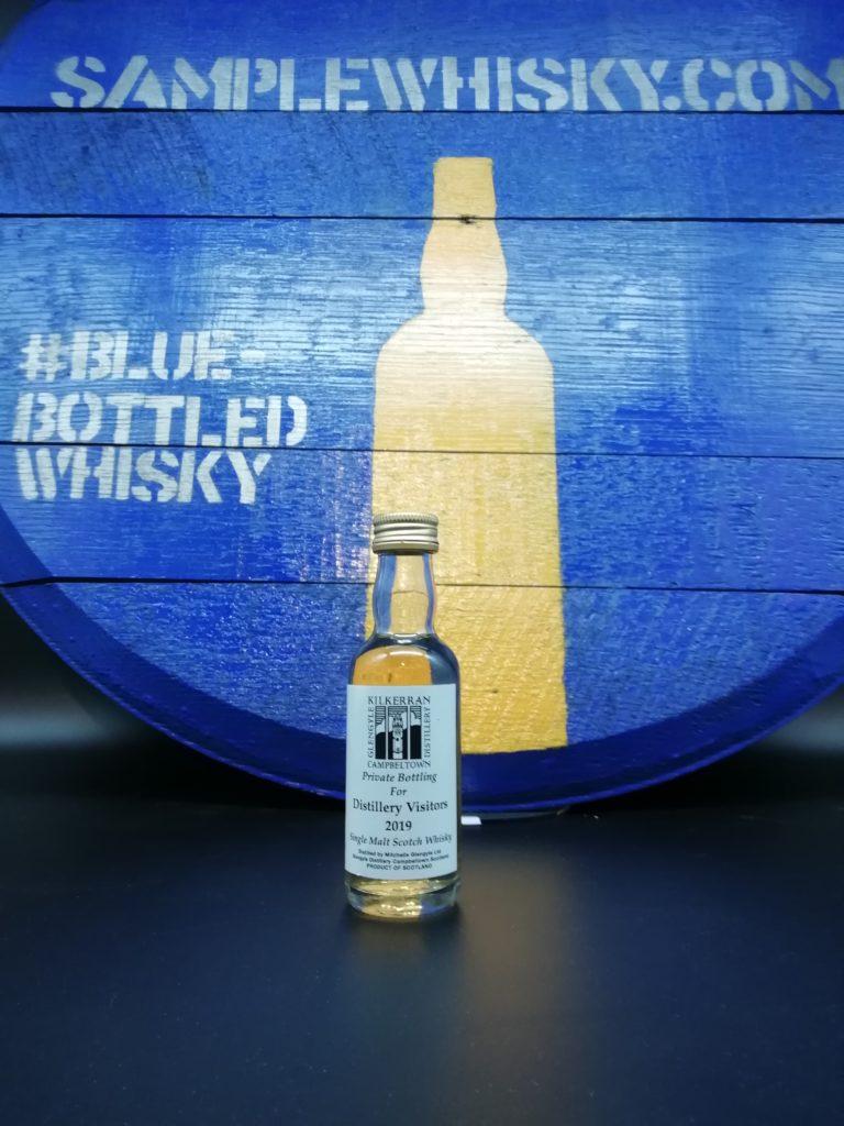 Kilkerran Mini Distillery Visitors 2019