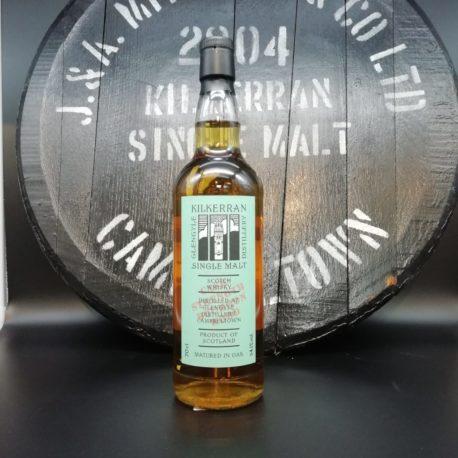 Kilkerran Work in Progress WIP 7 15/211 Bourbon