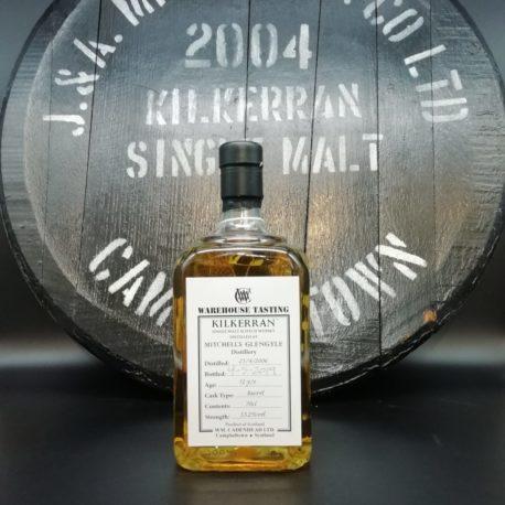 Kilkerran 2006 Warehouse Tasting 12 Jahre Barrel 53,2% (13 Jahre alt)