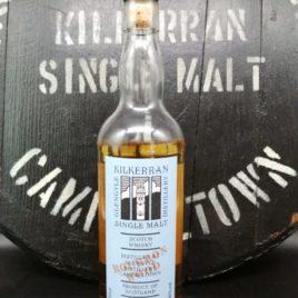 Kilkerran Work in Progress 5 Bourbon front