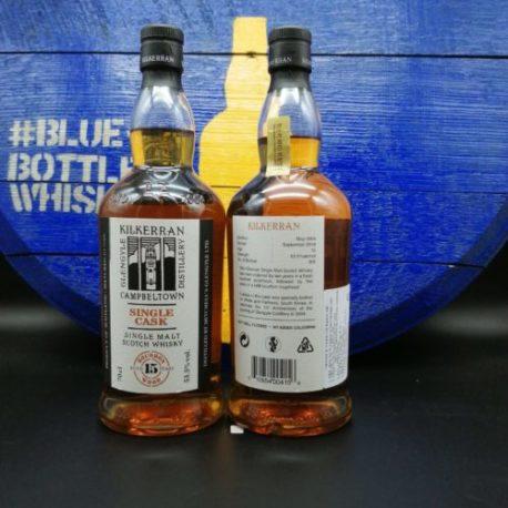 Kilkerran 15 yo Corea Bourbon 53,5 White and Partners