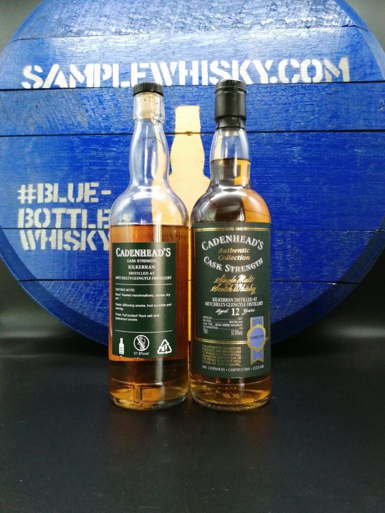 Kilkerran Cadenhead 2007 12 yo 57,8 2019 330 bottles