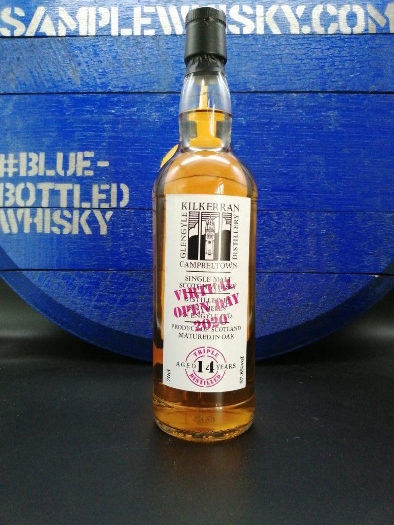 Kilkerran Open Day bottle 2020 14yo